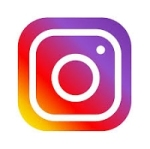 instagram button by pixabay dot com